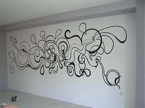 Maľba Na Stenu Zewi Sashe Sk Handmade Dekoracie