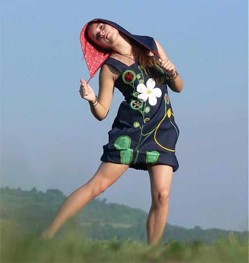 b5255cb30c Origo riflove šaty   IngK - SAShE.sk - Handmade Šaty