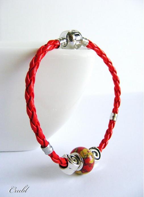 Náramok Pandora proti urieknutiu   CRUBL - SAShE.sk - Handmade Náramky 5020a371787