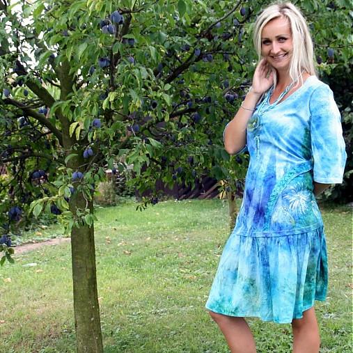 43f7d39b1d Pro velkou zahradní vílu...ZĽAVA!!!   Zuzanna - SAShE.sk - Handmade Šaty