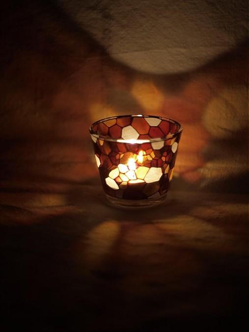 Svietnik na čajovú sviečku - Klasic
