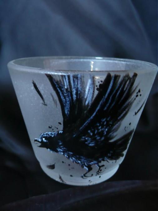 Svietnik na čajovú sviečku -