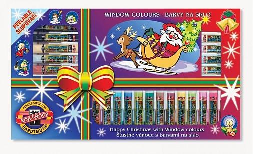 Zlupovacie farby na sklo - maxi balenie   saraticca - SAShE.sk ... b6799069ea2