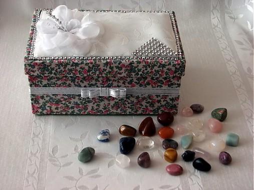 17d2d5046 Ozdobná krabička / Mery13 - SAShE.sk - Handmade Drobnosti