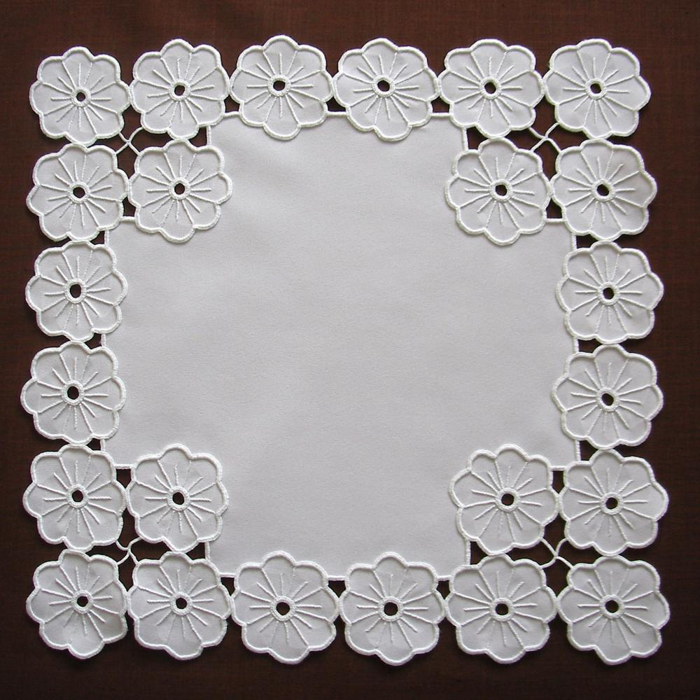 Machine Embroidery Lace Trim Designs