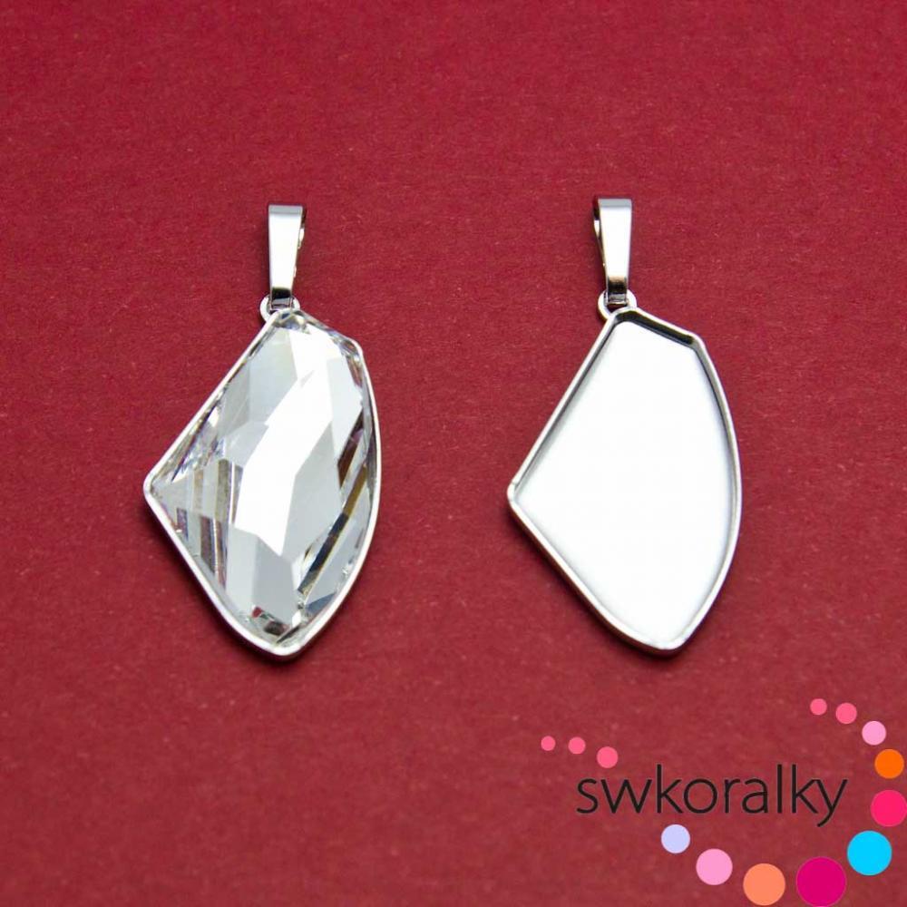 Přívěsky na GALACTIC kámen 27 SWAROVSKI ® ELEMENTS   swkoralky ... c38545ee444