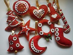 Dekorácie - Vianočné ozdoby  - 1000595