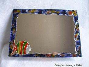 Zrkadlá - zrkadlo Zlatá rybka - 1003929