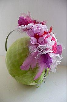 Ozdoby do vlasov - FLOWER BED by Hogo Fogo - 1006469
