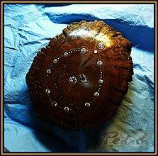 Iné šperky - ...PRAŽSKÝ DUBOVÝ LESNÍ DŘEVĚNÝ ŠPERK... - 1028783