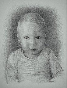 Kresby - portréty - 1030830