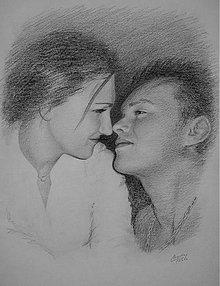 """Kresby - """"dvojportréty"""" - 1030850"""