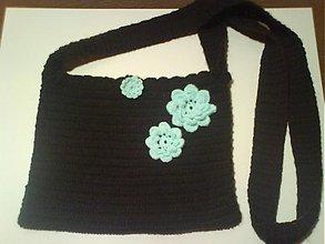 Kabelky - Háčkovaná taška - 1045120