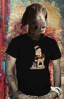Oblečenie - Maľované tričko Čučo Valdéz - 1054837