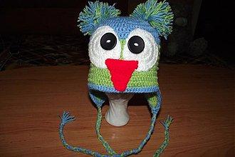 Detské čiapky - Ďaľšia do rodiny koal - 1058189