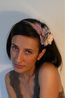 Ozdoby do vlasov - POPOL Z RUŽÍ by Hogo Fogo - 1060146