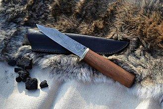 Nože - Lovecký damaškový nôž - 1061575