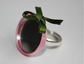 Prstene - Zrkadielko, kto je najkrajsi? - 106544
