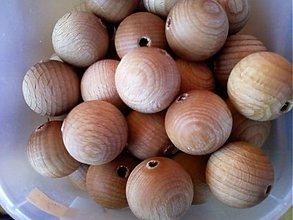 Dekorácie - Voňavé guličky Levanduľa - 1084174
