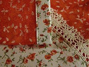 Úžitkový textil - Terakota...:) - 1084218