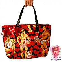 Veľké tašky - Mi Amor - veľmi extra taška - 1101636