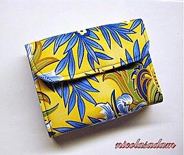 Peňaženky - Peněženka harmonika na přání :) - 1107783