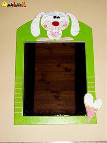 Zrkadlá - Zrkadlo zajačik - 1108609