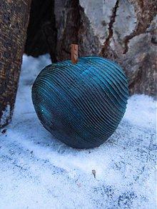 Dekorácie - Frozen Apple - 1117313