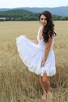 Šaty - White dream - 1121661