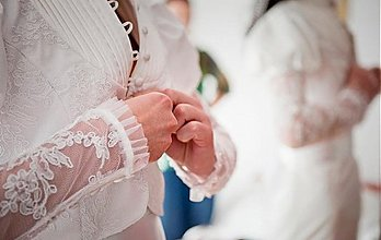 Šaty - svadobné bolérko k šatám KATY - 1125523