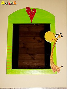 Zrkadlá - Zrkadlo žirafka - 1130844