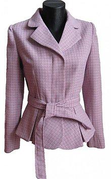 Kabáty - Kabátik ženského strihu - 1140599