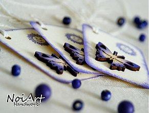 Papiernictvo - Menovky motýlik - 1143859