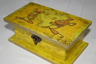 Krabičky - krabička myšky - 1147462