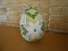 Dekorácie - veľkonočné vajce - 1154628