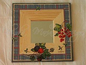 Zrkadlá - zrkadlo rýbezle - SKLADOM - 1154842