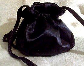 Kabelky - Malé čierne :-) - 1163256