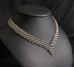 Náhrdelníky - V-čkový náhrdelník - 1167270