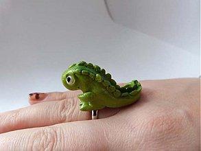 Prstene - Krokodíl - 1179211