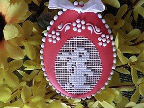 Dekorácie - Veľkonočný medovník č.4 - 1180953