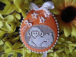 Dekorácie - Veľkonočný medovník č.8 - 1182858