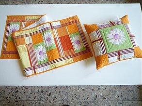 Úžitkový textil - Vankúšik na oddych - 1202322