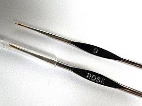 Pomôcky/Nástroje - Háčik na háčkovanie-1ks (č.9-1,15mm) - 1202353