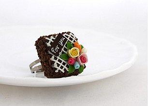 Prstene - Čokoládové, svieže ovocné, karamel, ...? - 121150