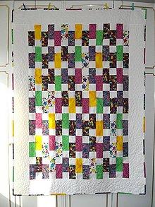 Úžitkový textil - Happy Day Quilt - 1214637