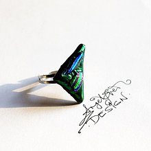 Prstene - Colourful rings IV. - prsteň - 1214784