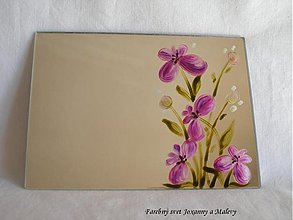 Zrkadlá - zrkadlo Orchidea - 1218831