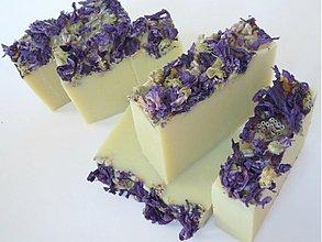 Drogéria - Dvojitá levanduľa - prírodné mydlo - 1221734