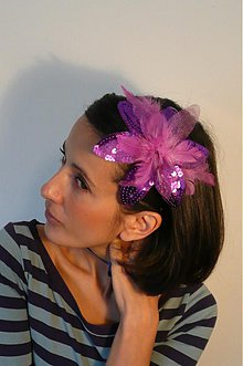 Ozdoby do vlasov - Carneval by Hogo Fogo - 1222061