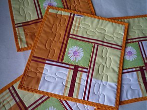 Úžitkový textil - Margaréta - podložka - 1222907
